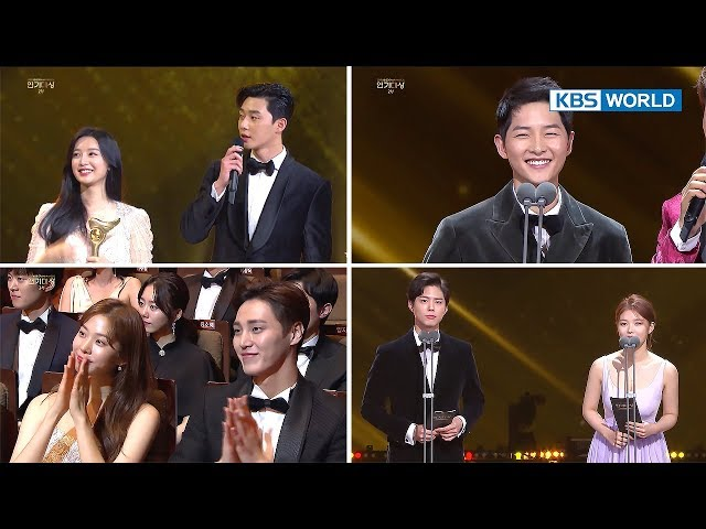 2017 KBS Drama Awards   2017 KBS 연기대상 - Part.2 [ENG/2018.01.07]