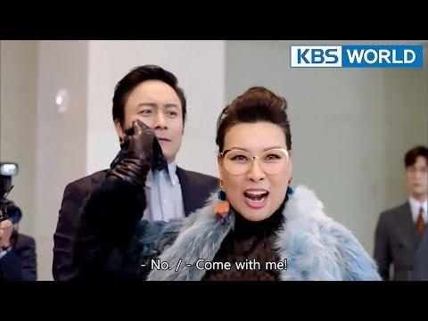 [1Click Scene] BaekJinhee takes full revenge on her boss!! (Jugglers Ep.15)