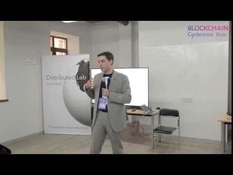 Blockchain Conference Kyiv 003 2016 - Артем Афян