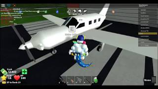 ROBLOX//Seat purchase in Mad City//AnhGamerTV
