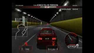 Tokyo Xtreme Racer: Zero (PS2 Gameplay)