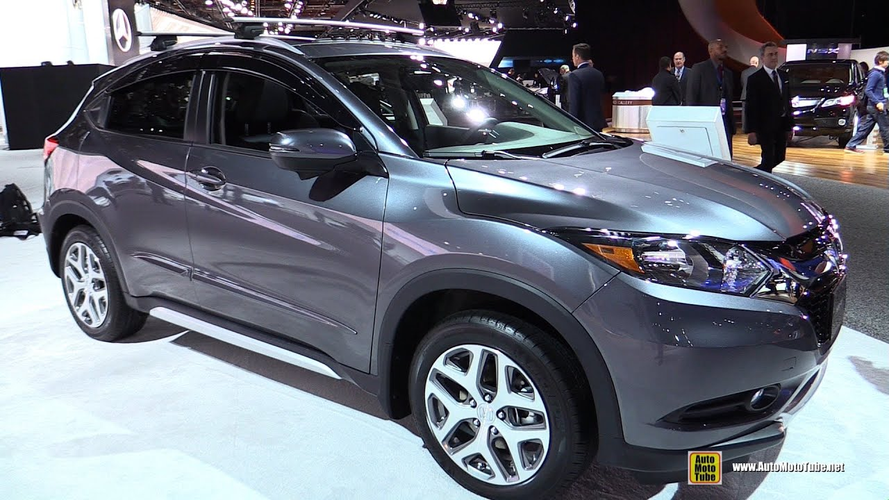 Honda Hrv Interior And Exterior