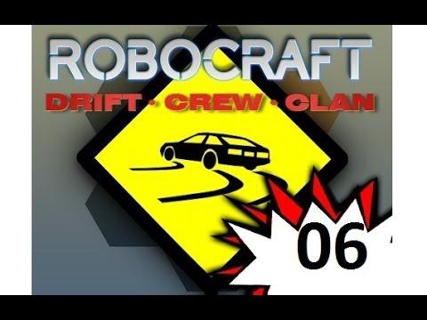 Robocraft Drift Crew 06 - YouTube