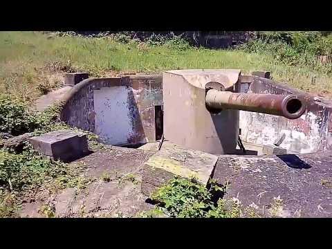 Lugares abandonados - Bateria da Castanheira