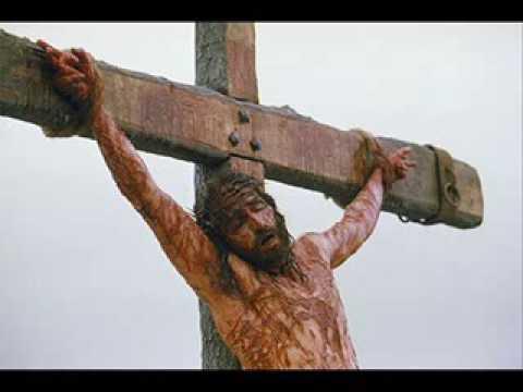 jesus morreu na cruz para nos salvar youtube