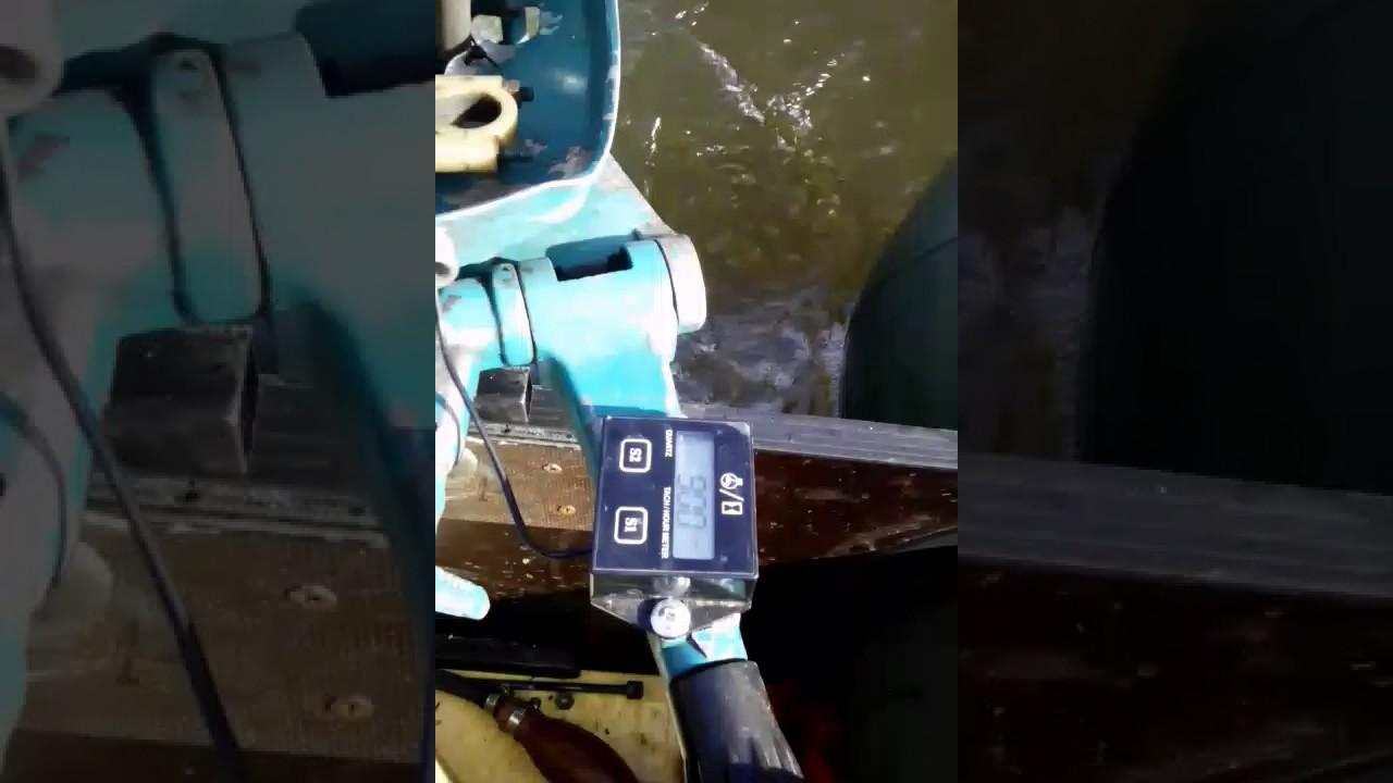 Гидрокрыло на лодочный мотор ПЛМ своими руками - YouTube
