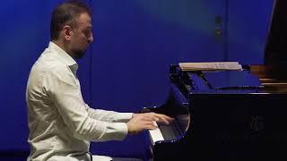 """F. Chopin """"Thee A flat major waltzes in one"""" - version by Vazgen Vartanian"""