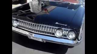 1964 MERCURY MARAUDER HARDTOP SEDAN - BEAUTIFUL