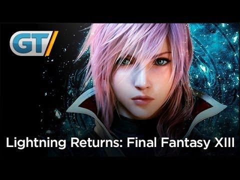 Lightning Returns: Final Fantasy XIII Review