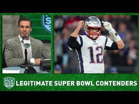 Brady Quinn Football Show I Pick Six Podcast