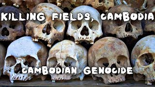 Killing Fields & Genocide Museum- S- 21, Phnom Penh ( Cambodian genocide in Hindi )