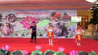Tiếng hát giữa rừng Pác bó -live - sáo trúc Cao Trí Minh
