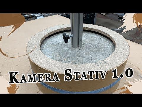 Kamera Stativ mit Akku & vielen Möglichkeiten selber bauen #1 | Let´s do it