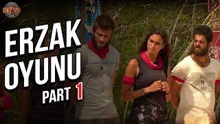 Erzak Oyunu 1. Part   36. Bölüm   Survivor Türkiye - Yunanistan