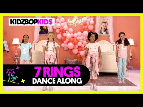 d298adbf6 KIDZ BOP Kids - 7 Rings (Dance Along) - YouTube