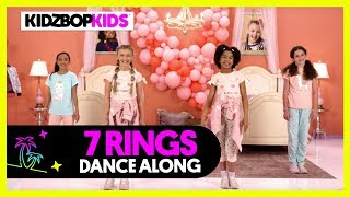KIDZ BOP Kids - 7 Rings (Dance Along)