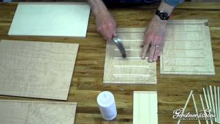 Gerstner 35a And 35b Kit Chest - Pre-assembly Demonstration