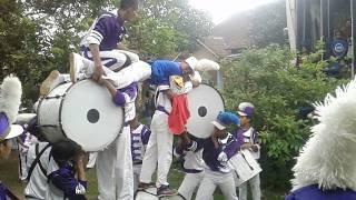 Drumband to Al Azhar full atraksi di rumah Angga Saputra