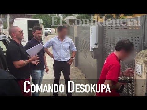 Desokupa, el polémico comando que 'libera' viviendas usando la ley