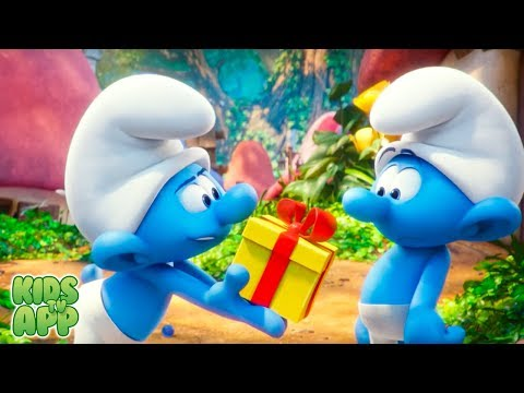 Smurfs Bubble Story (Sony Pictures Television) - Best App For Kids