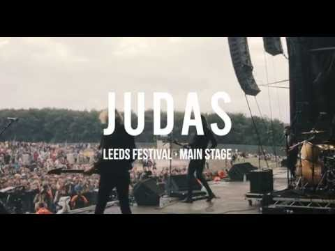 Judas at Leeds Festival Main Stage 2016