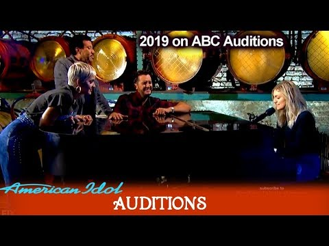 "Ashley Hess ""Don't Know Why"" STUNNING  VOICE ALL JUDGES MESMERIZED  