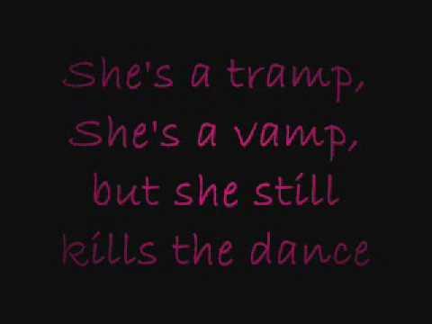 Dance in the Dark Lady Gaga (on & offscreen lyrics)