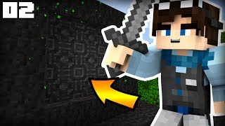 Minecraft Nevermine | Advent of Ascension Ep 2 - PORTAL TO ANOTHER WORLD! (Minecraft Adventures)