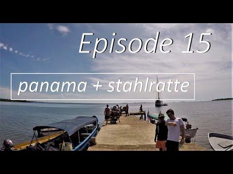 Episode 15 - Panama - Motorbike Explorer