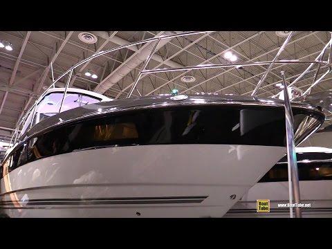 2017 Monterey 335 Sport Yacht - Walkaround - 2017 Toronto Boat Show