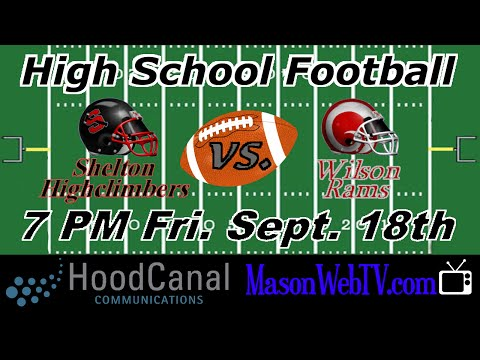 High School Football: Shelton at Wilson