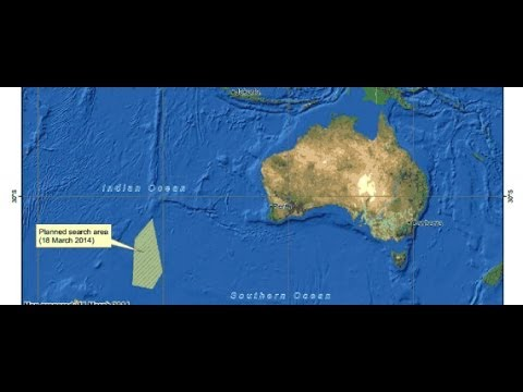 【HD VIDEO】Australia:Malaysia Airlines Plane Search Finds Objects Possibly Related To Missing Jet