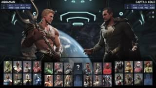 Injustice 2 PS4 Découverte des personnages 2
