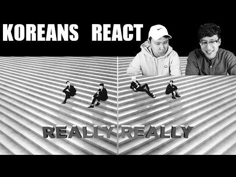 WINNER - REALLY REALLY Reaction!