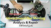 Schema Elettrico Hoverboard : Smart balance wheel no power repair youtube