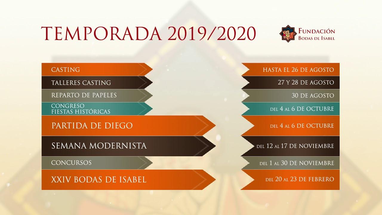 Febrero 2020 Calendario.Calendario 2019 2020