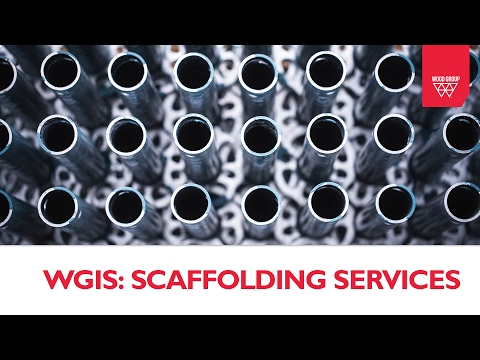 Wood Group Industrial Services - Scaffolding services