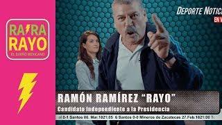 Capítulo 01: El lanzamiento | El Candidato Rayo