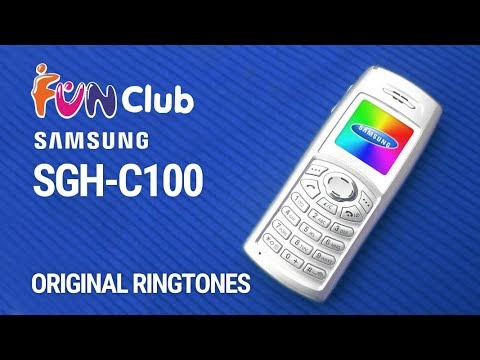 Samsung C100 Original Ringtones ** Download Link in Description