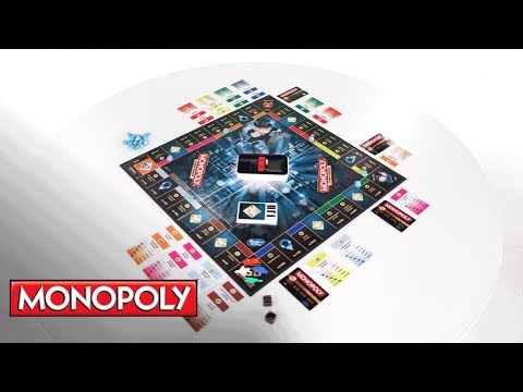 'Monopoly Ultimate Banking 360' - Hasbro Gaming