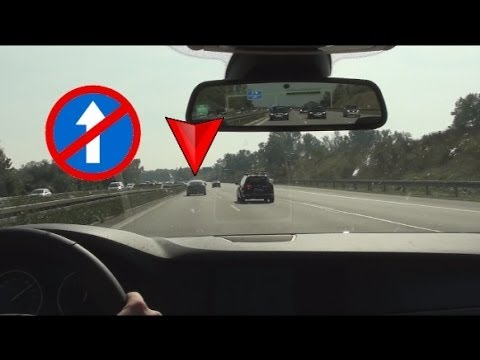 The unwritten rule of the busy left lane (the Autobahn edition)