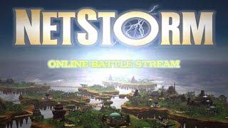 Live Stream: NetStorm: Islands at War