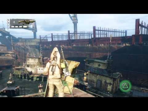Uncharted 3 Drake's Deception Remastered - Chap 12 Abducted: Battle in Ship Graveyard to Radio Tower