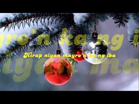 Susan Fuentes - Miss Kita Kung Christmas