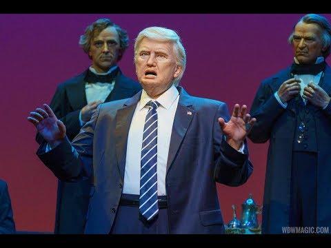 Presentaron un robot de Trump y estallaron las burlas