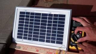 A bigger charge for the bedroom solar backup led light