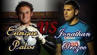 Enrique Palos vs Jonathan Orozco