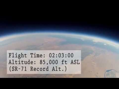 High Altitude Balloon Flight (EXTENDED) - 126,000ft - Tri-Cities, WA