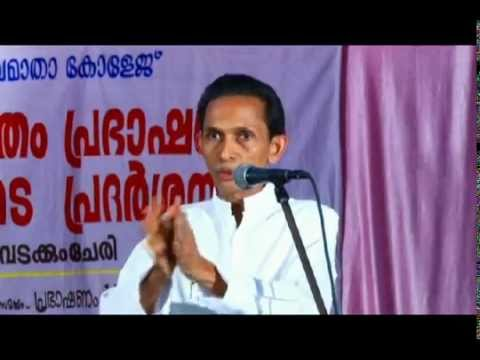 """Life Without Diseases"" Speech By Dr.Jacob Vadakkanchery"