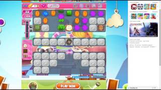 candy crush saga level 1454 no booster 106 k pts